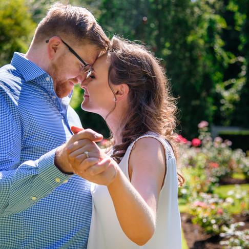 Engagement | Shauna & Kevin | Fuller Gardens
