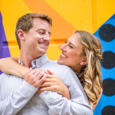 Engagement | Danielle & Max | Northeastern University