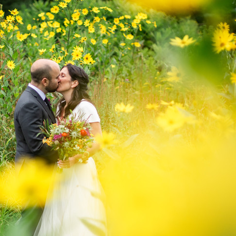 Wedding | Sammy & Andrew | Arthur Arboretum