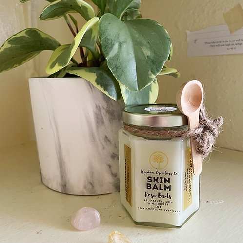 Rose Buds Skin Balm