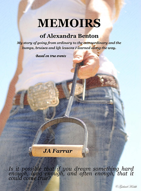 Memoirs of Alexandra Benton by JA Farrar