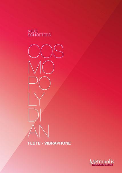 Cosmopolydian Flute-Vibraphone rechterbl