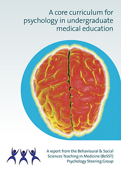 A core curriculum for psychology in undergraduate medical education