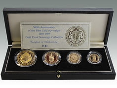 500th Anniversary of the First Gold Sove