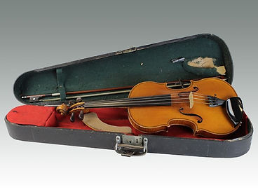 A French violin by Joseph Guarini sold at Suffolk auction house Lockdales