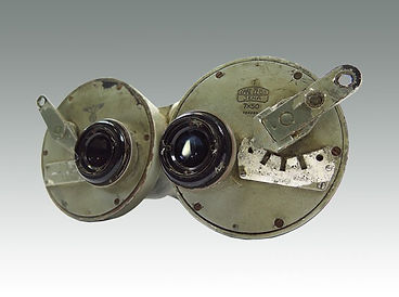 German WWII Carl Zeiss Jena binoculars sold by Suffolk auctioneers Lockdales