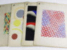 "32 colour plates from ""Compositions, couleurs, Idees by Sonia Delaunay sold by Lockdales auction house in Suffolk"