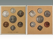 Republic of India Proof Set 1950 aFDC sold in Suffolk auction