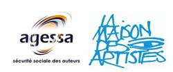 Agessa et Maison des Artistes