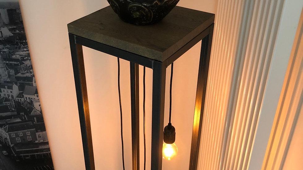 Industrial vloerlamp
