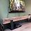 Thumbnail: Oud eiken bielzen meubel