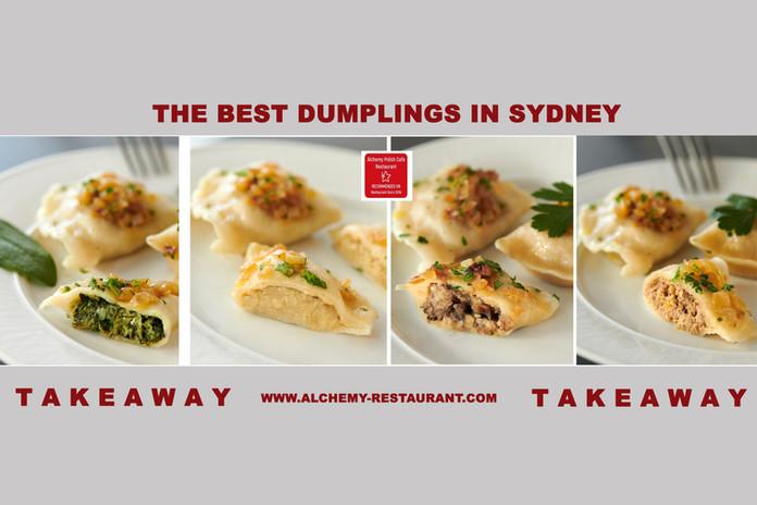 polish dumplings: