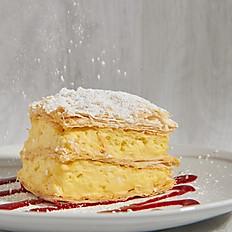 Napoleonka (Vanilla slice)