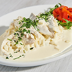 Herring in Cream