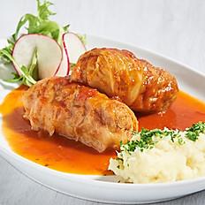 2 Gołąbki - Cabbage Rolls