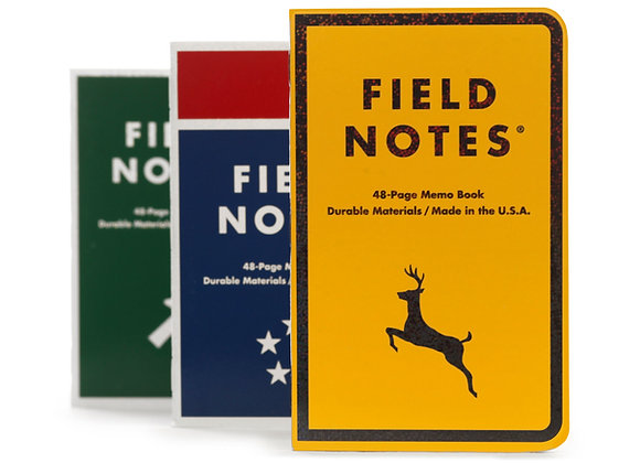 Field Notes Mile Markers Edition