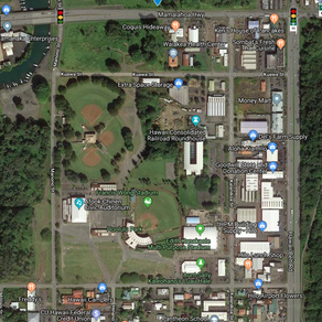 South Hilo Traffic Advisory for April 24th to 28th, 2019