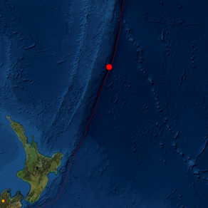 South Pacific Earthquake Information Statement for August 30th, 2021