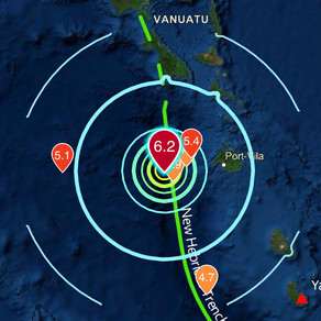 Earthquake Information Statement for February 15th, 2021