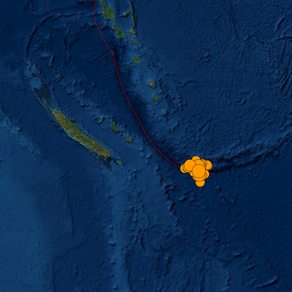 Earthquake Information Statements for February 10th, 2021