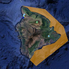 East Hawaii Water Quality Advisory for November 24th, 2020