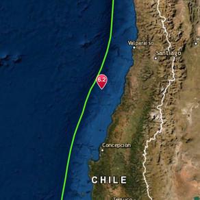 Earthquake Information Statement for November 21st, 2020