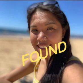 Kailua-Kona Missing Person Report for December 3rd, 2019