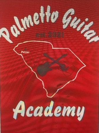 Palmetto Guitar Academy Tshirt