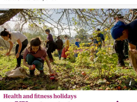 We're in The Guardian!