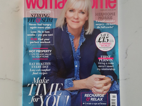 Stede Court Retreat in Woman & Home