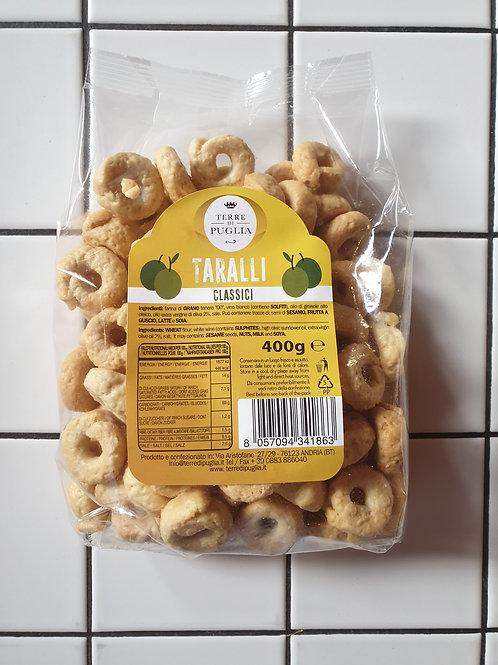 Taralli gusto Classico