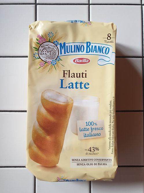 Flauti al Latte