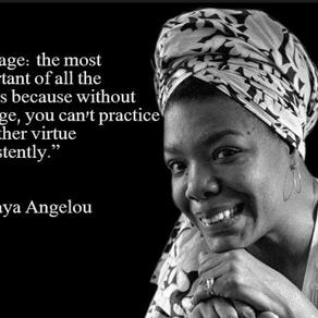 Courage Through Conviction