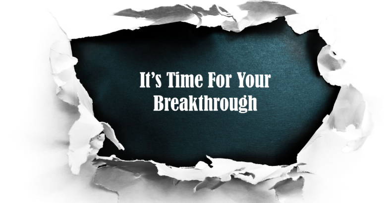 Reflection: The year of breakthrough- letting go and moving forward