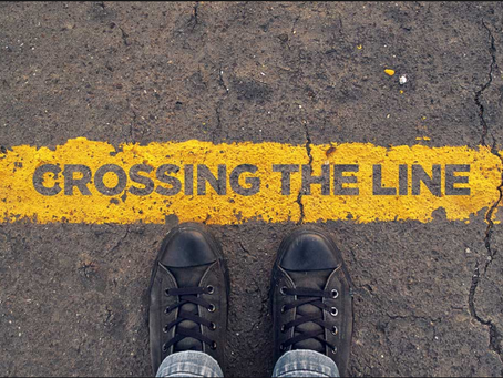 "A response to challenging the call to activism in academia: Crossing the ""Imaginary Line"""