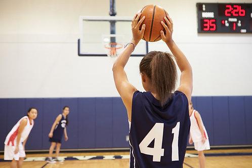 Girls HS Basketball Team Camp: June 23-25