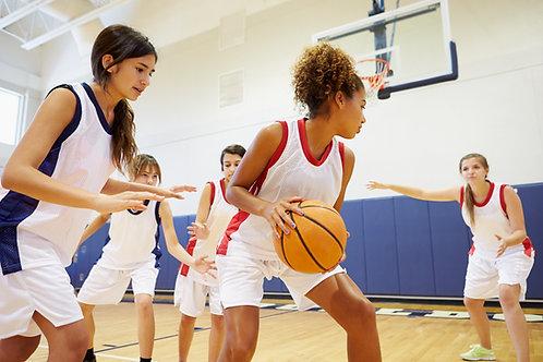 Girls Jr. High Basketball Team Camp: June 27-29