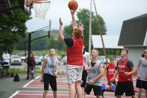 Boys Jr. High Basketball Team Camp: June 10-12