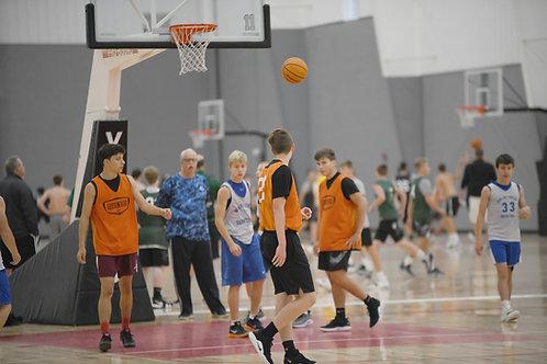 Boys HS Basketball Team Camp III: June 20-22