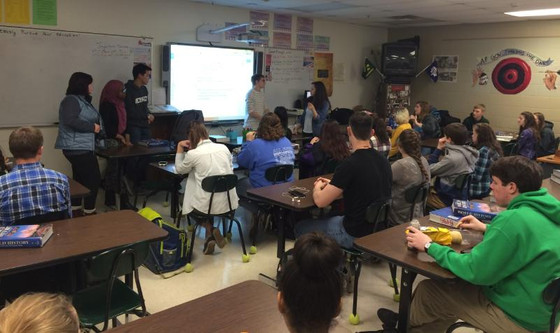 High School Students Form Group to Advocate for More School Funding