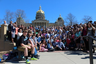 Student Voices Matter Featured in the News!
