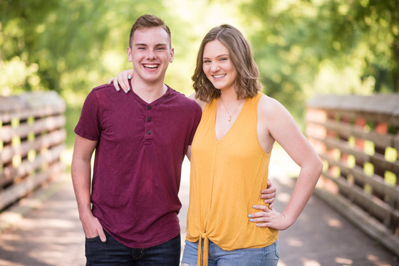 Jaden and Ana Named 2018-19 IowaSLI Leaders