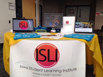 ISLI Shares Expertise at First Lego League