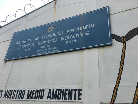El Salvador Schools are Lighting a Bright Future