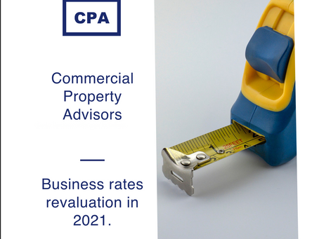 Business rates revaluation in 2021