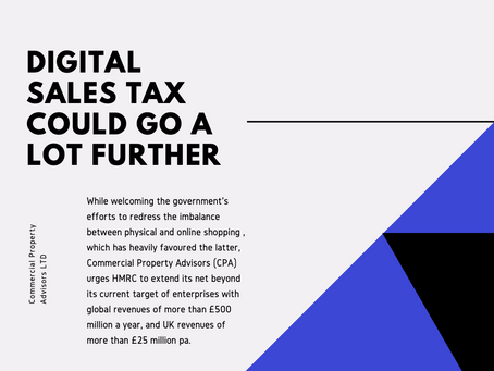 Digital sales tax could go a lot further