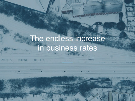 The endless increase in business rates