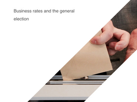 Business rates and the general election
