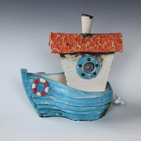 Bizarro Ceramics - John Quinn