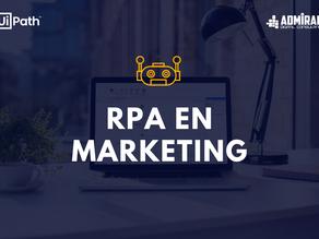 RPA pour les Marketeurs: comment les spécialistes du marketing profite des robots logiciels ?